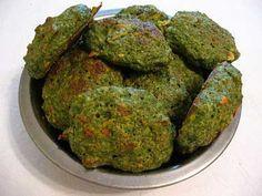 Receta de Buñuelos de espinaca al horno - LR21.com.uy