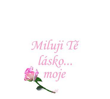 Miluji tě