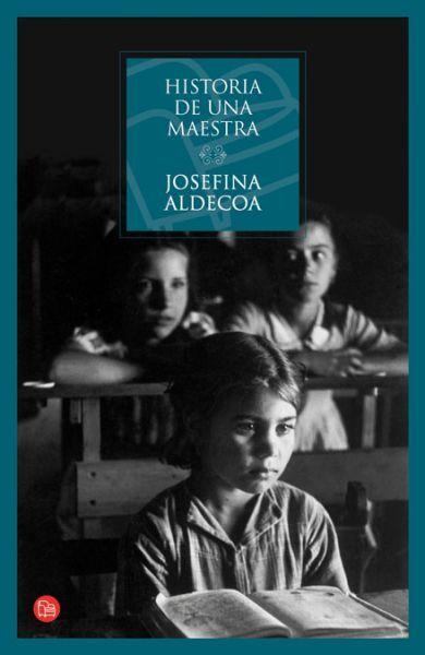 """EL LIBRO DEL DÍA:  """"Historia de una maestra"""", de Josefina Aldecoa.  ¿Has leído este libro? ¿Nos ayudas con tu voto y comentario a que más personas se hagan una idea del mismo en nuestra web? Éste es el enlace al libro: http://www.quelibroleo.com/historia-de-una-maestra ¡Muchas gracias! 29-3-2013"""