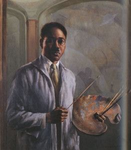 "Aaron Douglas, The Harlem Renaissance ""Father of Black American Art"""
