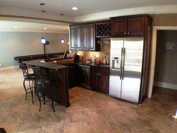 Basement Bar Design Ideas, Pictures, Remodel, and Decor - page 2