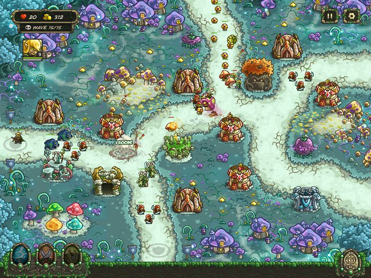 I love the Kingdom Rush series.  This is Kingdom Rush Origins.  I love Tower Defense and wish they would hurry up and release Naval Storm TD on IOS.