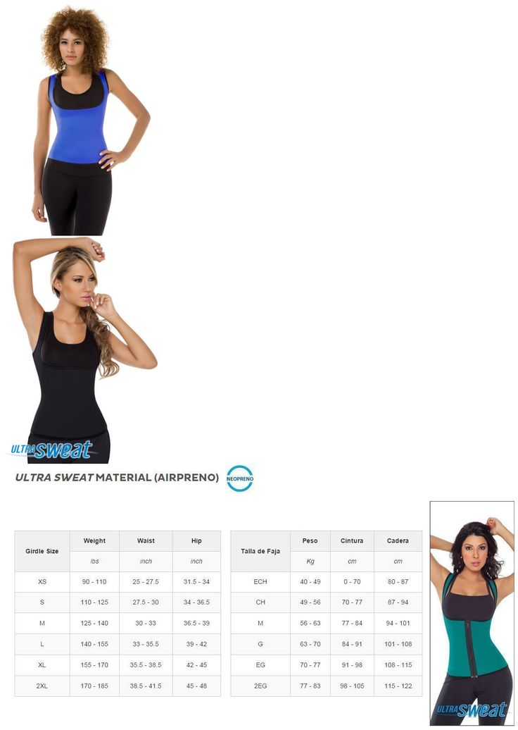 Jackets and Vests 59285: Women Ultra Sweat Thermal Shirt Double Face Camiseta Termica Fajas Gym Exersize -> BUY IT NOW ONLY: $42.99 on eBay!