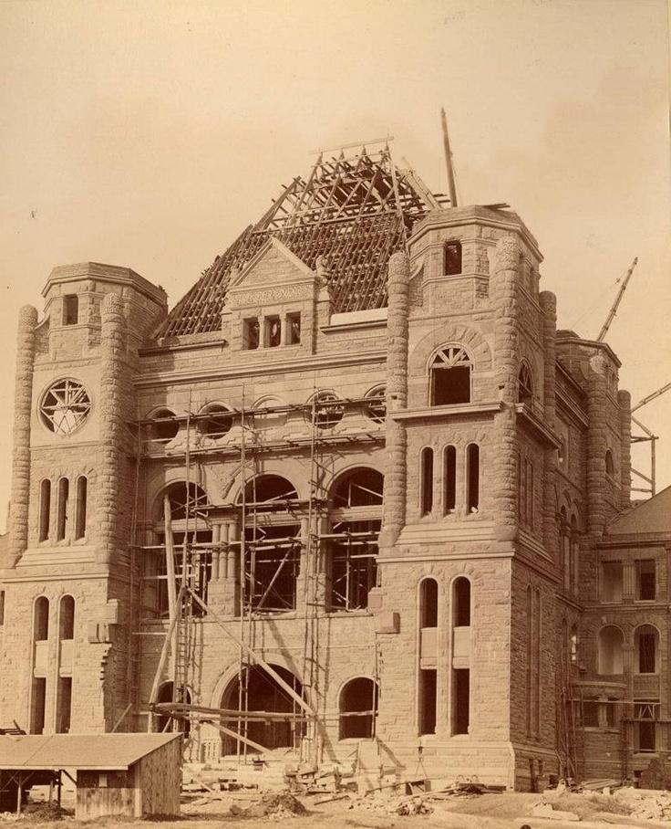 1891 Building Queen's Park