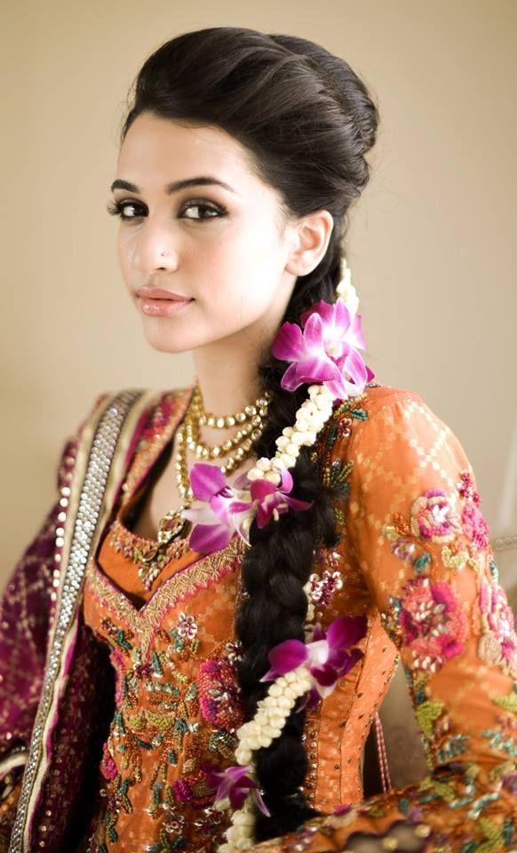 Photo by:Ali Khurshid Outfit by:Farah Talib Aziz MU by:Natasha Salon