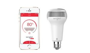 Sengled Pulse Solo Dimmable LED Lightbulb with Integrated JBL Bluetooth Speakers