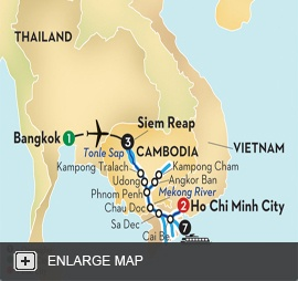 Best travel options from siem reap to ho chi minh