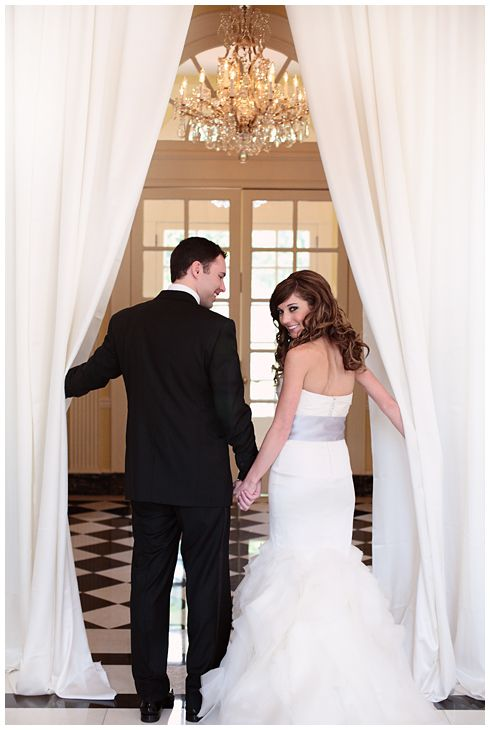 Charlotte Wedding By Kristin Vining