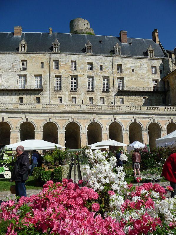Quelques photos de Plantes, Plaisirs, Passions à la Roche-Guyon (95) http://www.pariscotejardin.fr/2014/05/quelques-photos-de-plantes-plaisirs-passions-a-la-roche-guyon-95/