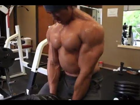 ▶ Mike Chang's Bodybuilding Back Workout - YouTube