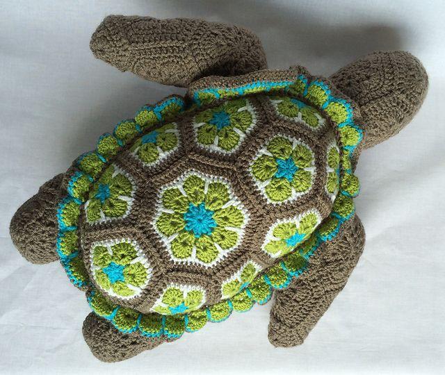 25+ unique Crochet turtle pattern ideas on Pinterest ...