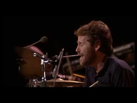 """From their movie """"The Last Waltz"""" with The Staple Singers -     I pulled into Nazareth, I was feelin' about half past dead;  I just need some place where I can lay my head.  """"Hey, mister, can you tell me where a man might find a bed?""""  He just grinned and shook my hand, and """"No!"""", was all he said.    (Chorus:)  Take a load off Fannie, take a loa..."""