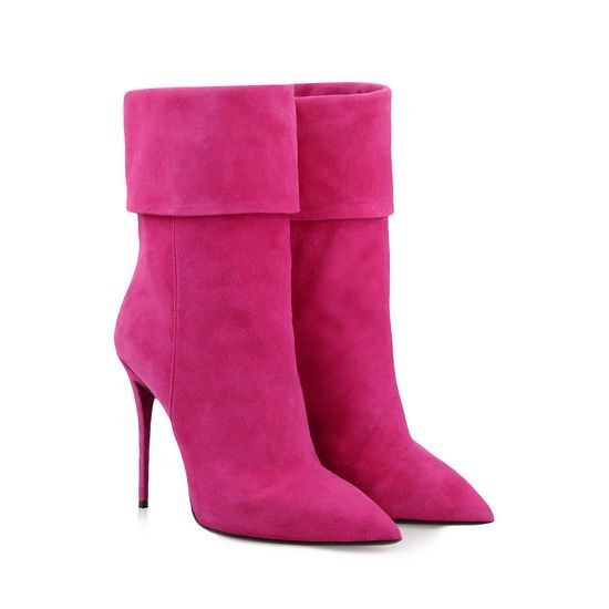 1000  images about Pink, Pink, Boots on Pinterest | Thigh highs ...