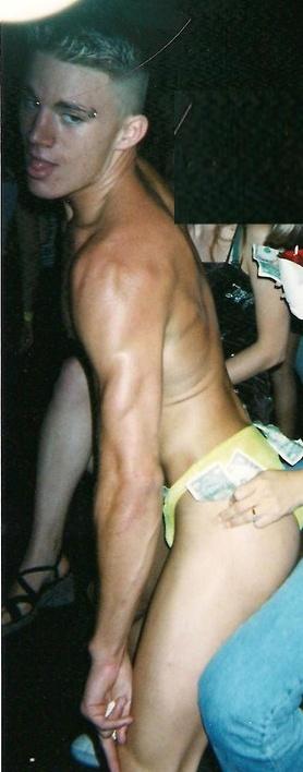 Channing Tatum stripper days... Yumm
