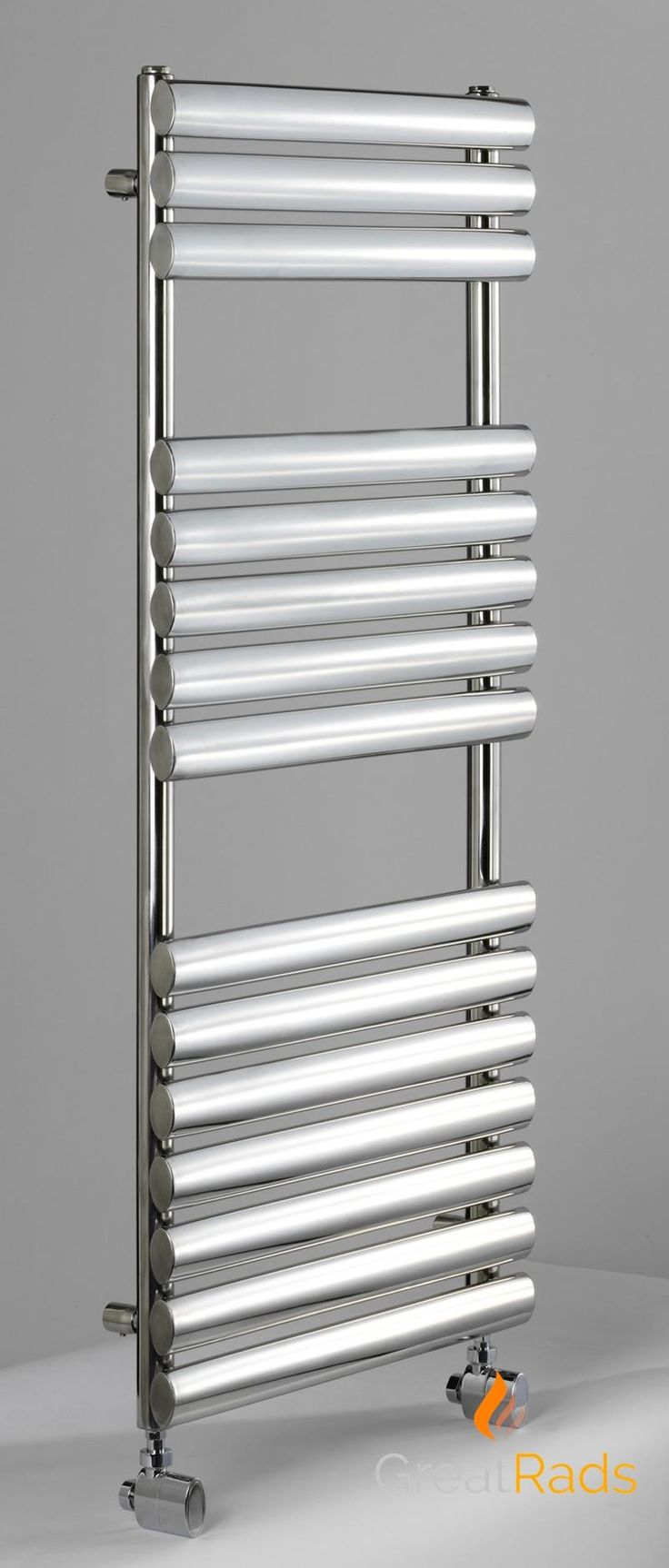 The DQ Cove STR Towel Radiator has a very stylish design. A really versatile towel radiator in a high quality stainless steel. Free UK Delivery