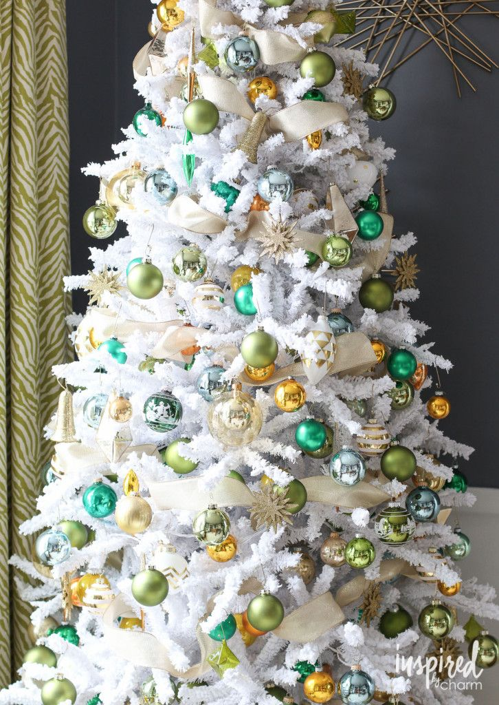 Gold and Green Tree 41 best O