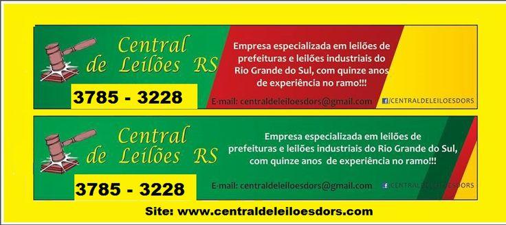 PARCEIROS DA CENTRAL - www.centraldeleiloesdors.com