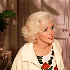 "1962 / Emouvante Marilyn dans son dernier film inachevé ""Something's got to give""."