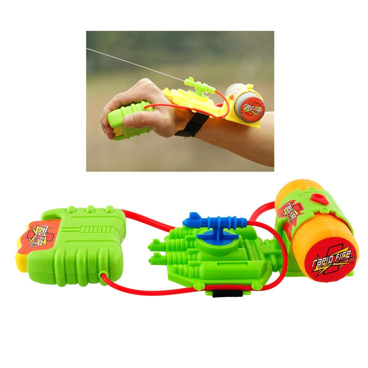 Water Fight Wrist Water Spray Gun //Price: $9.95 & FREE Shipping //     #Brickweapon #Toysforboys #Legoguns #Guns #Toys #Brickarms #Fun #Brickwarriors #Rifles #Shotguns #Gifts