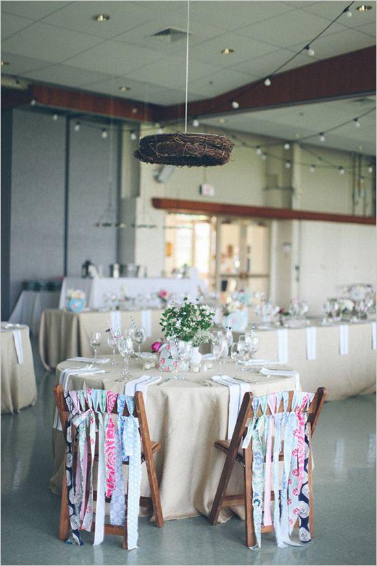diy wedding at renbrook school