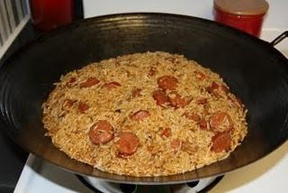 Jambalaya Recipe... that would be neat to make!