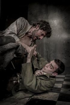 La piedra oscura - Teatre Lliure. 20 de febrer 2016
