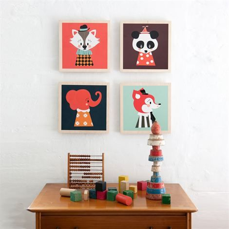 Animal pictures from Ferm Living