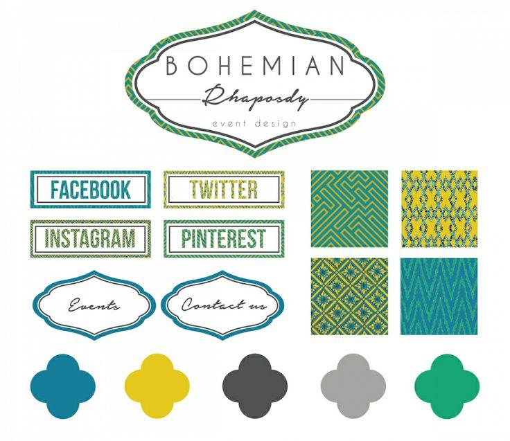 Les 9 meilleures images du tableau logo design sur for Carrelage quadrilobe