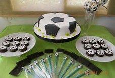 imagenes para baby shower motivo de futbol - Bing images