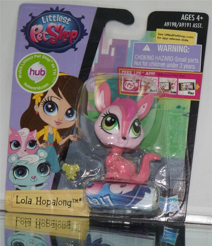 NEW LPS LITTLEST PET SHOP 2014 LOLA HOPALONG HUB TV A9198 HASBRO COLLECTORS TOY #Hasbro  Check out boundlessbargains.com for more great deals.