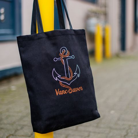 Nautical Vancouver Tote