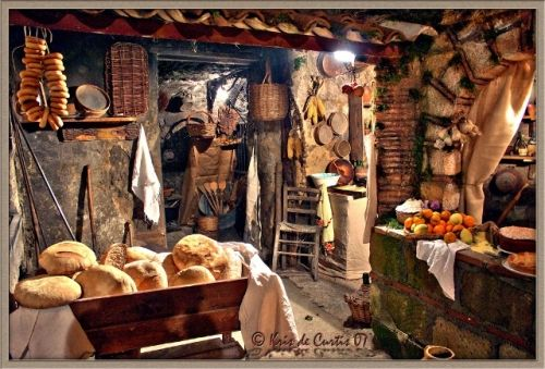 Old bakery and bread in italy beautiful bakeries for Classic house bakery