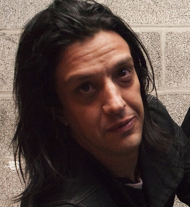 Jeordie White aka Twiggy Ramirez (Musician; Marilyn Manson) - Not sure what it is about Jeordie that appeals to me; I like Marilyn Manson and I guess I just find his Twiggy persona fascinating.  He's also just interesting  looking