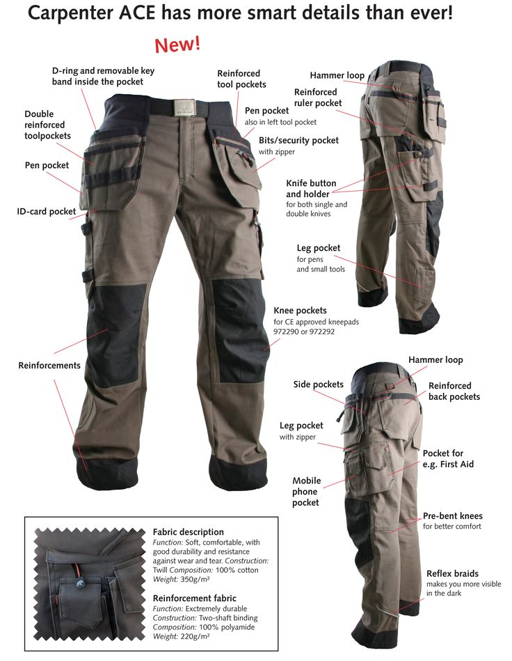 http://www.abutiken.se/sv/arbetsklader/byxor/piratbyxa-carpenter-680-ace.html Faceline Workwear_ACE Tool Pocket Pants_by Björnkläder endast 620kr per styck.