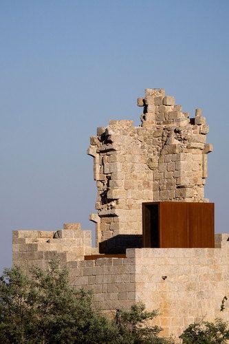 COMOCO arquitectos — Castelo Novo's Castle