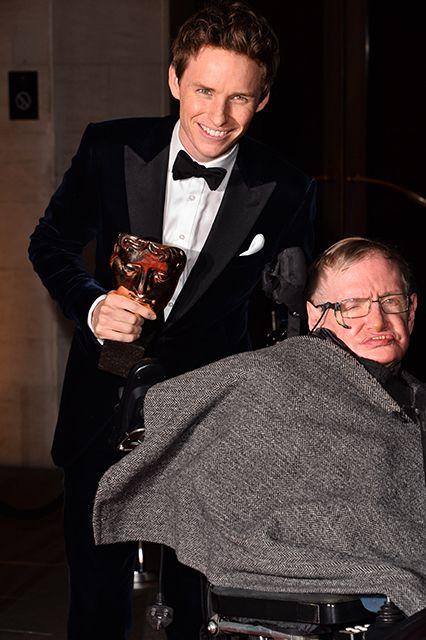 Stephen Hawking's note to Eddie Redmayne might bring tears to your eyes