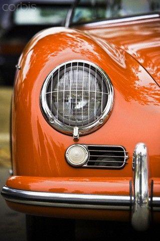 #Porsche 356 headlight detail #ClassicCar #QuirkyRides
