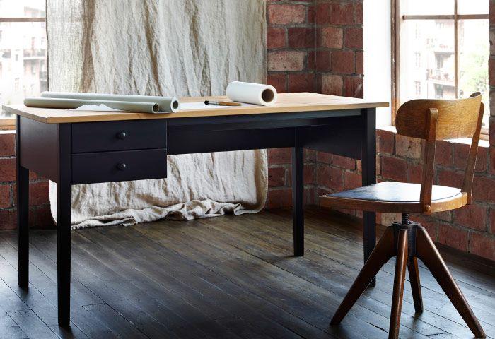 die besten 78 ideen zu rustikaler schreibtisch auf pinterest schreibtische industrieller. Black Bedroom Furniture Sets. Home Design Ideas
