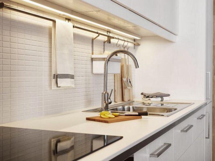 Počet nápadů na téma Kuchyně Ikea na Pinterestu 1000