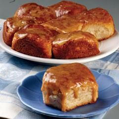 Super Easy Cinnamon Buns - try out this sweet and gooey Cinnamon Bun recipe- it'll melt in your mouth!