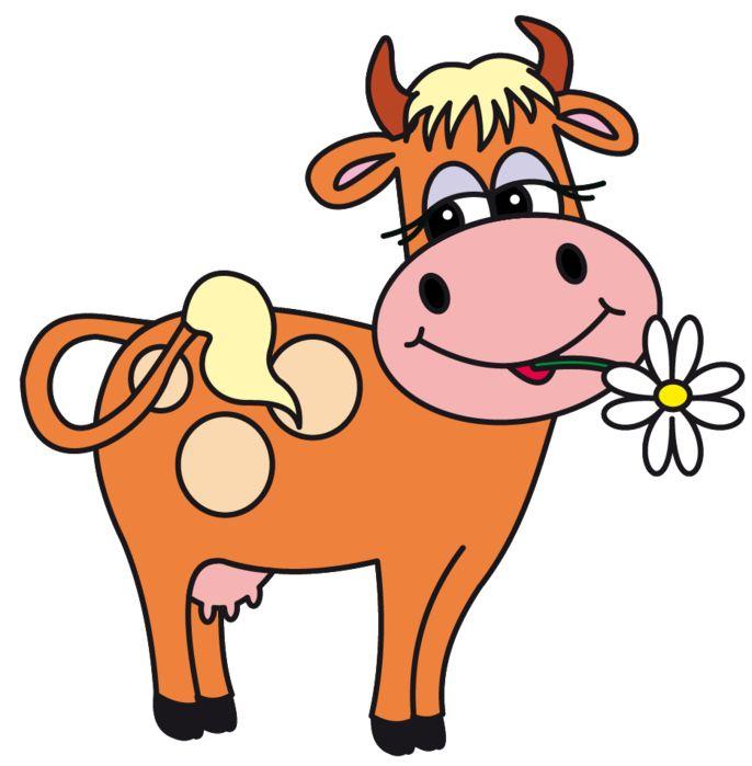 Днем рождения, коровы картинки для детей