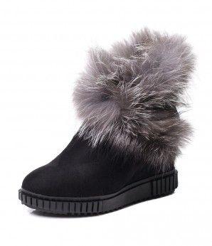 Черные ботинки из замши с мехом. #MarioMuzi #shoes #style #fashion #comfortable #women #for_girls #lady #pretty #beautiful #casual #2016 #autumn #fall #winter #onlineshop #shopping #sale #Kharkiv #Kharkov #Ukraine #Lviv #Dnepropetrovsk #Odessa #МариоМузи #обувь #женская_мода #женская_обувь #женские_туфли #босоножки #интернет_магазин #шоппинг #осень #зима #Харьков #Львов #Днепропетровск #Одесса #сапоги #ботинки