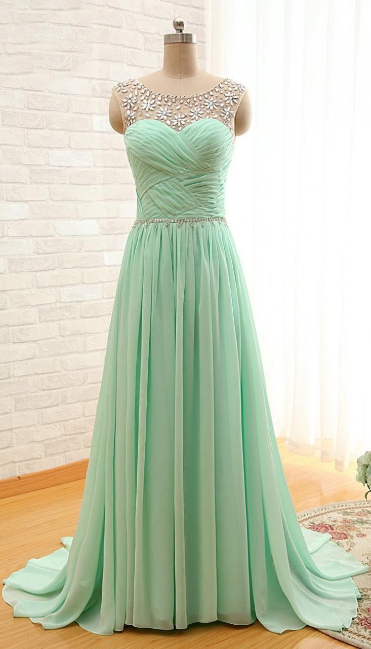 Bridesmaid Dresses 2016,Long Bridesmaid Dresses,Chiffon