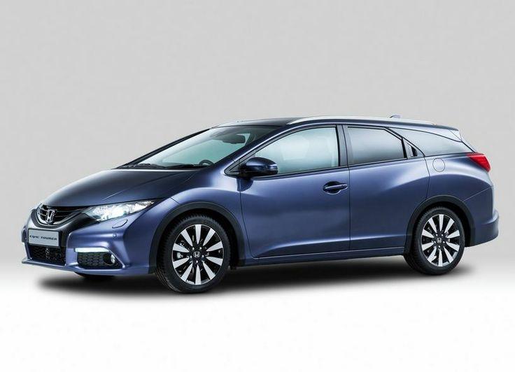 2014 Honda Civic Tourer Front Side View - TOP CARS LIST - TOP CARS LIST
