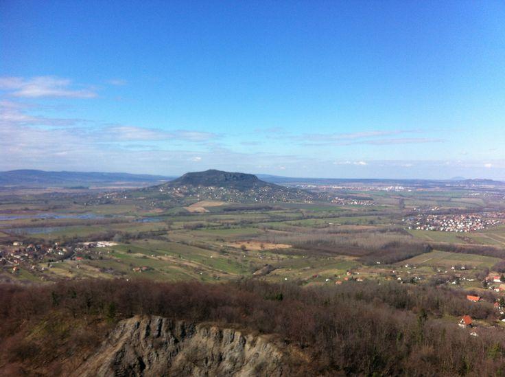 Saint-George (Szent-Gyorgy) hill