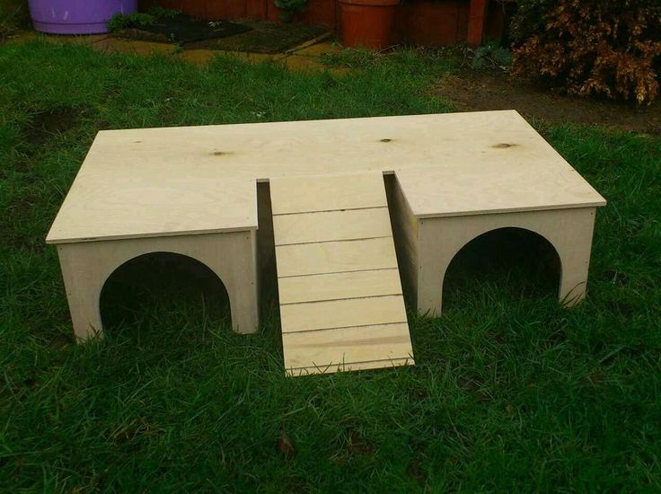 LARGE PLAY TUNNEL/SHELTER FOR GUINEA PIG/SMALL RABBIT(FITS MOST RUNS)