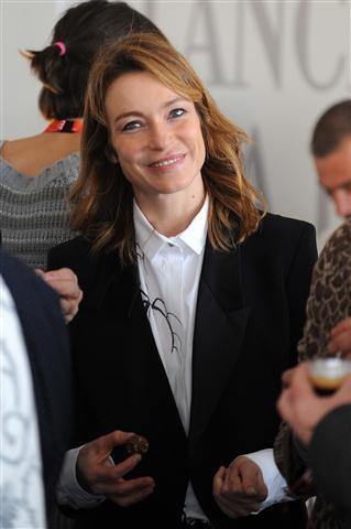 Festival Cinema Roma 2012: Stefania Rocca fa una pausa con Ferrero Rocher