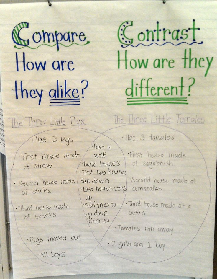 Essay Compare And Contrast Two Books By Clara - image 6