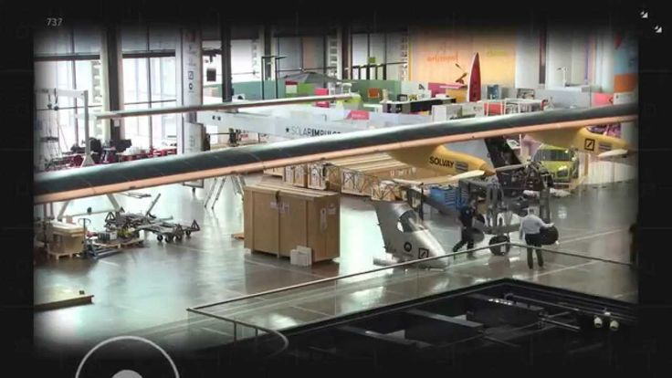 In the heart of the Paris Cité des Sciences et de l'Industrie, Solvay is exhibiting the prototype Solar Impulse 1, the solar plane which carried out a large ...