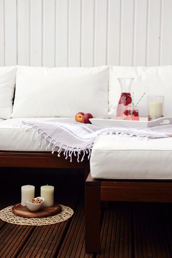 17 best ideas about balkonmöbel lounge on pinterest | loungemöbel, Garten und Bauen